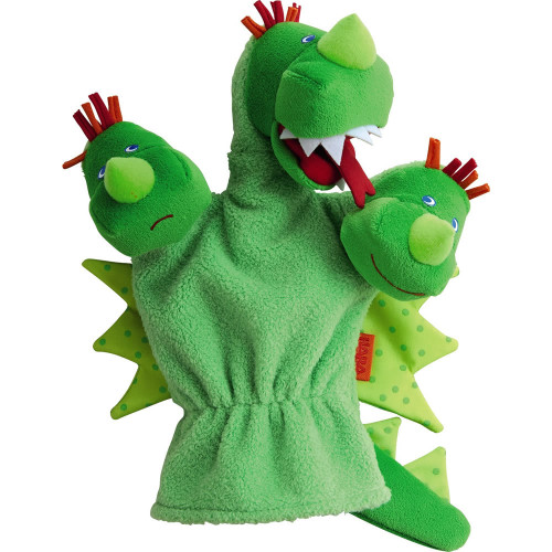 HABA Glove Puppet Three Headed Dragon
