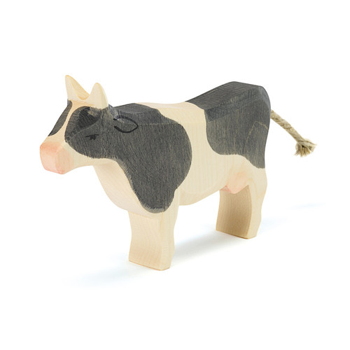 Ostheimer Cow Black & White Standing