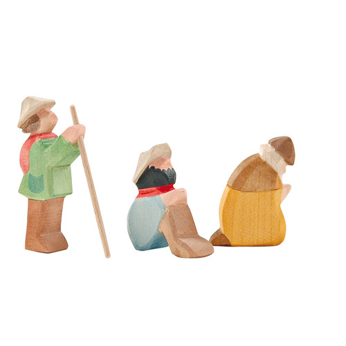 Ostheimer Miniature Shepherds - 3 pieces