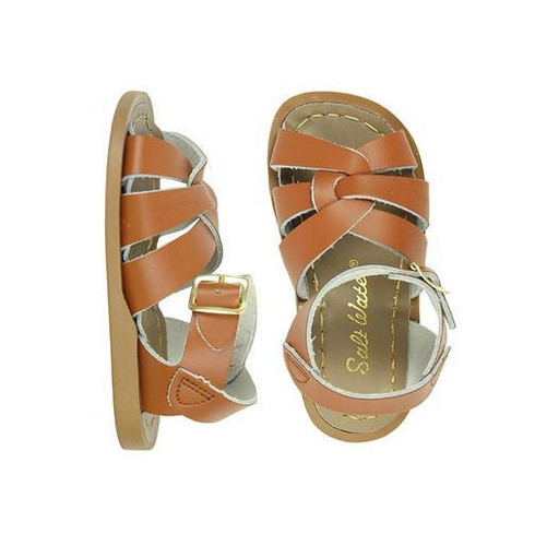 Salt Water Sandals - Tan