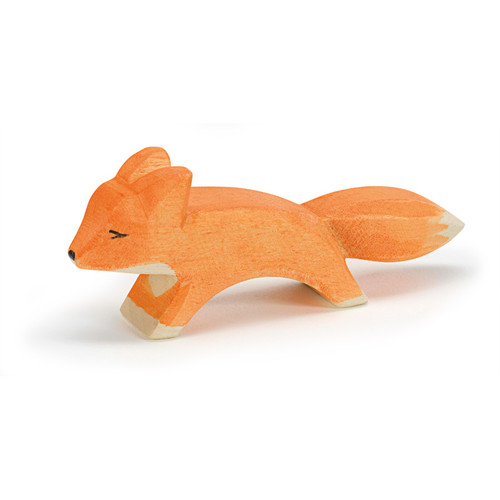 Ostheimer Wooden Running Fox - Small