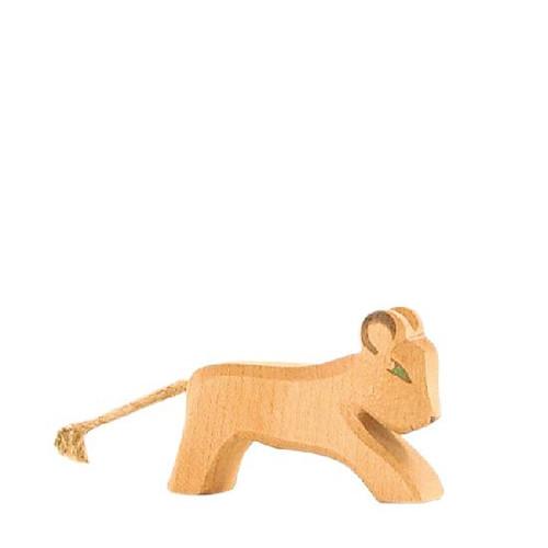 Ostheimer Wooden Lion Small Running