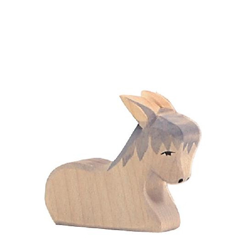 Ostheimer Wooden Donkey Laying
