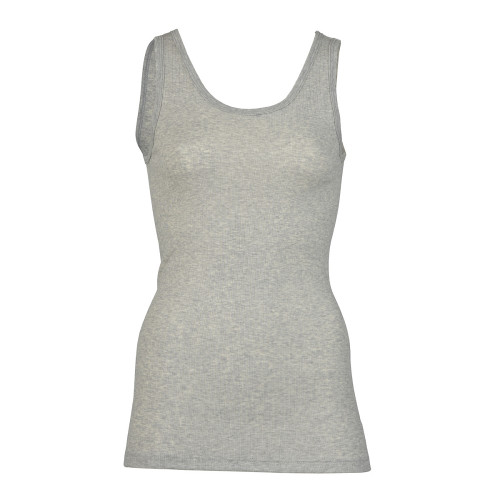 Engel Organic Cotton Adult Tank Top - Light Grey