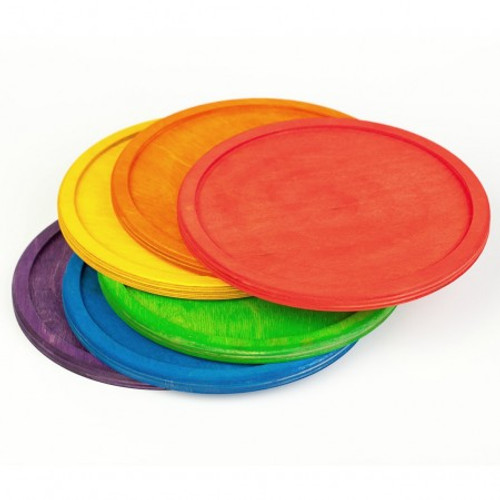 Grapat Coloured Dishes 6 pc
