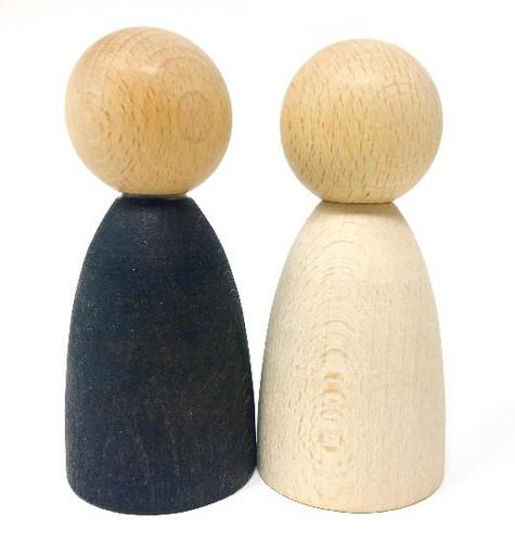 Grapat Adult Nins Light Wood