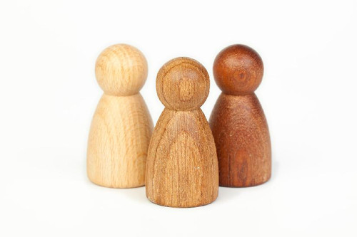Grapat Nins 3 Different Wood 3 pc.