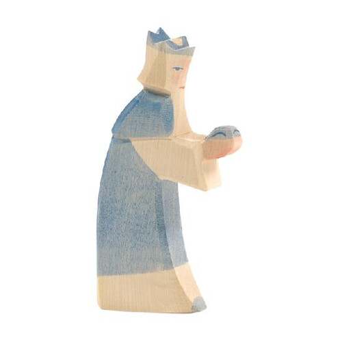 Ostheimer Nativity Figure - King Blue