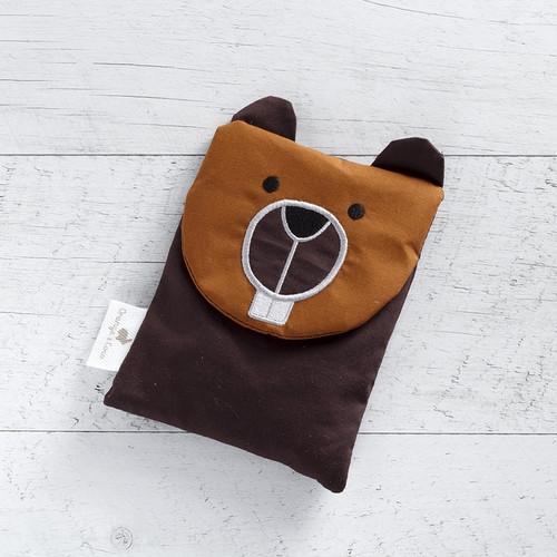 Calm & Comfort Lavender Bag - Beaver