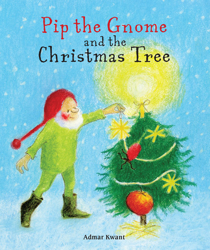 Pip the Gnome and the Christmas Tree - Boardbook