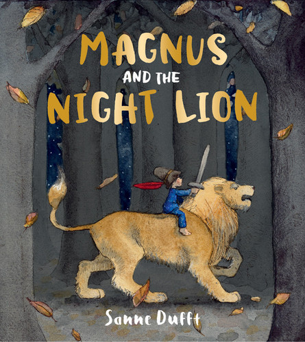 Magnus and the Night Lion - Paperback