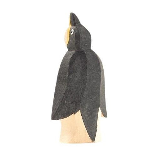 Ostheimer Wooden Penguin from the Front