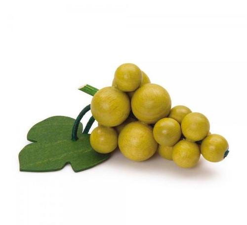 Erzi Wooden Fruits - Green Grapes