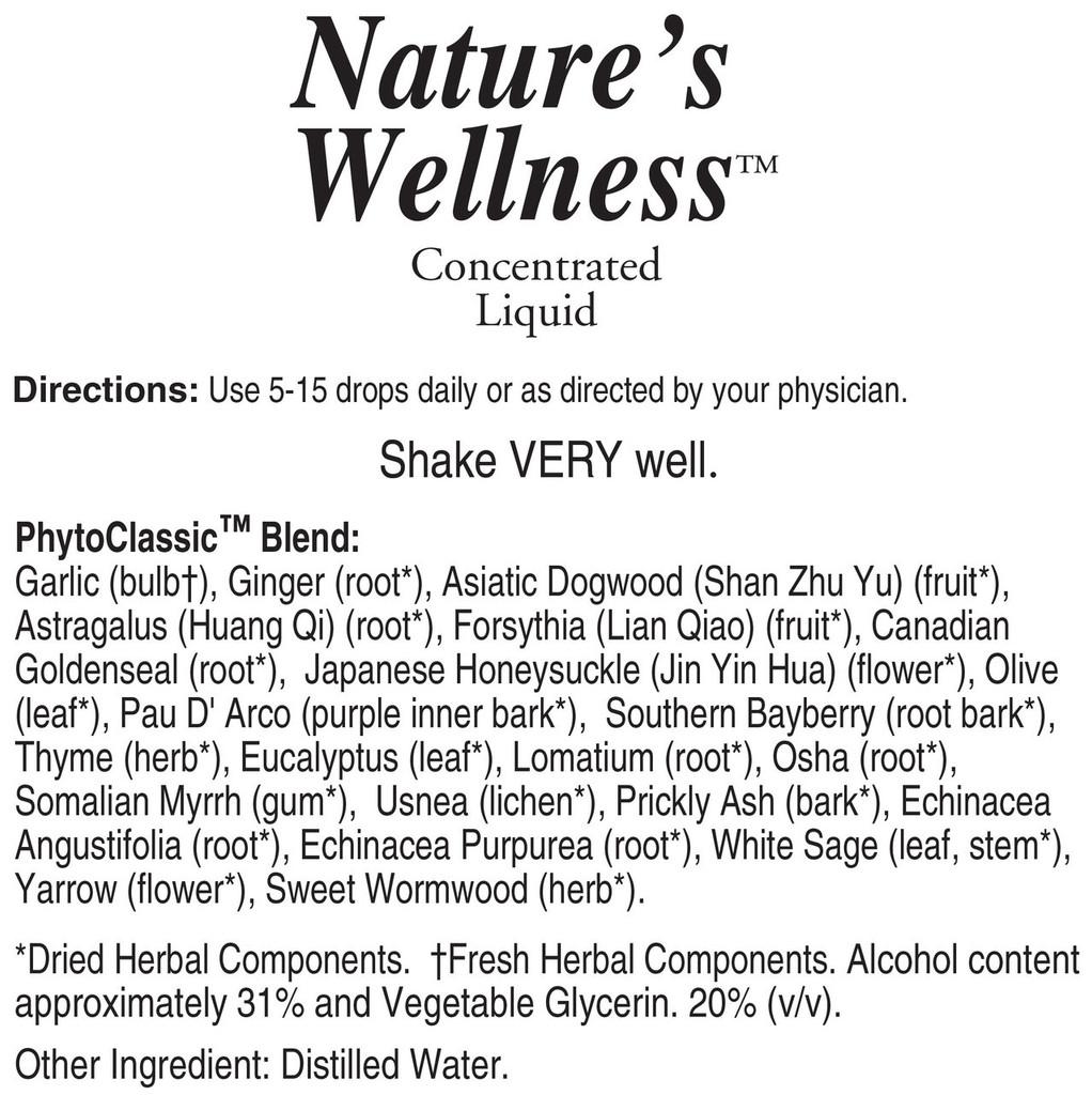 Natures Wellness Liquid