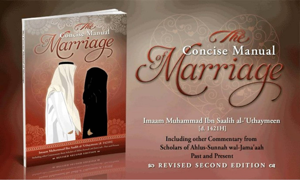 Concise Manual Marriage