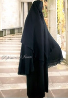 Yemeni Khimar - 4 layer -1