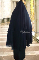 Yemeni Khimar - 4 Layer - 2