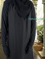 Monday Morning Black Umbrella Abaya