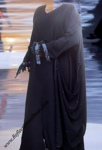 Hidden Treasure Saudi Abaya