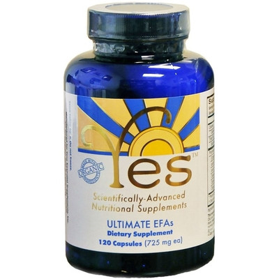 YES Ultimate EFA Omega Capsules