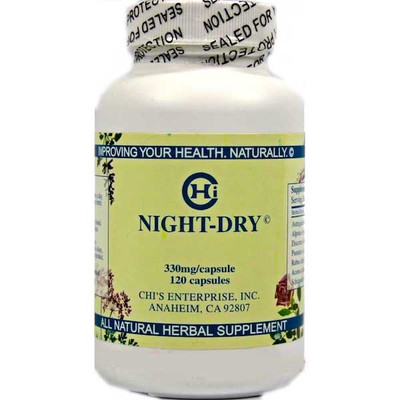 Night Dry by Chi Health