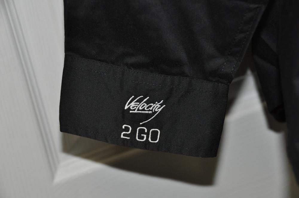 Blaupunkt Velocity Dress Shirt-Black