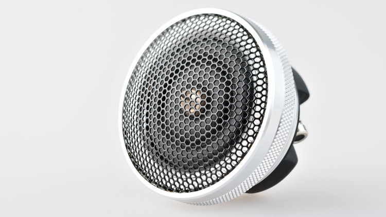 X1 25mm Ring Radiator Tweeter set-Silver