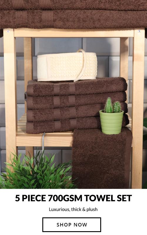 700gsm towel bale