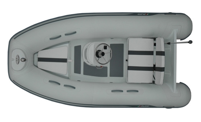 AB Alumina Series | 10 ALX 2018 with Outboard Engine