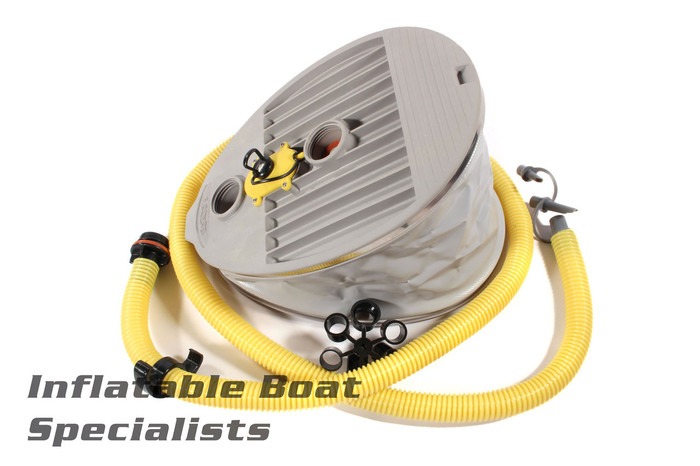 Achilles Inflatable Boat Parts | Bravo 9 HP Foot Pump - BR9