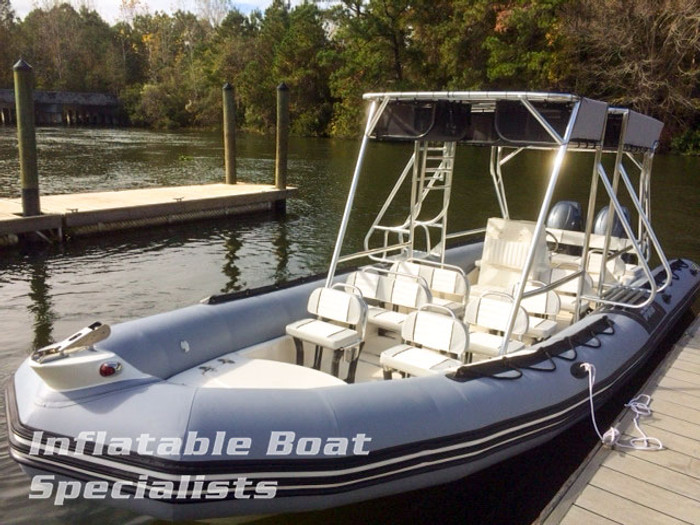 Zodiac PRO SERIES | Pro 850 Touring Ex 2018 NEO with Twin Yamaha F150 Four Stroke