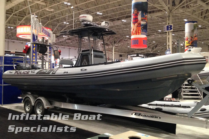 Zodiac REC PRO SERIES | Rec Pro 850 T-Top NEO 2018 with Yamaha Four Stroke