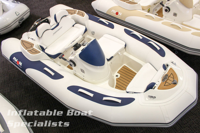 Avon Seasport Inflatable Boat | Seasport 360 NEO 2018 with Yamaha Four Stroke