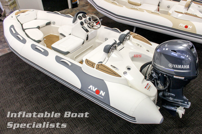 Avon Seasport Inflatable Boat | Seasport 440 NEO 2018 with Yamaha Four Stroke
