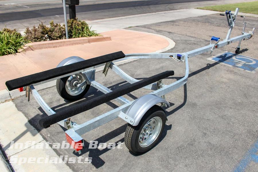 Karavan Galvanized KBE-1250-46 Trailer