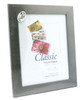 Pewter Silver 11 x 14 in (28 x 35cm) Photo Frame
