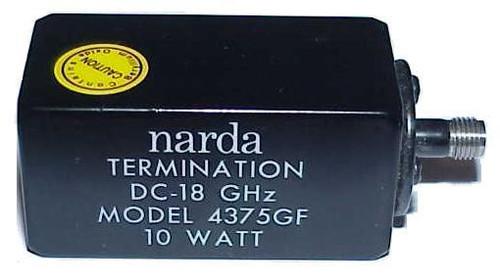 Narda 4375GF - 50-Ohm Coaxial Termination