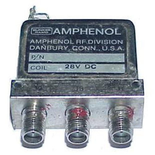 Amphenol 303-10179-16 - SPDT Coaxial Switch