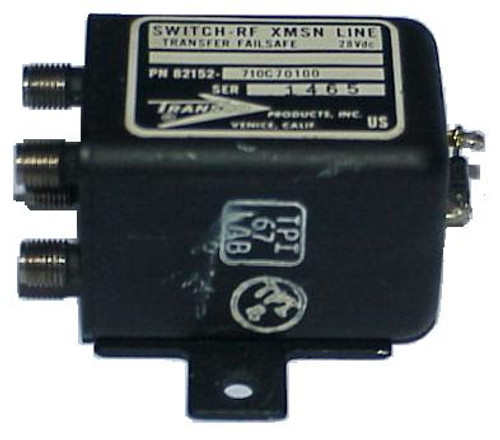 Transco 710C70100 - Failsafe Transfer Coaxial Switch