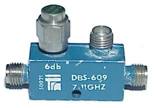 Triangle Microwave DBS-609 6 dB Directional Coupler