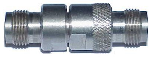 Mil-Spec Grade TNC-Female to TNC-Female Coaxial Adapter Connector