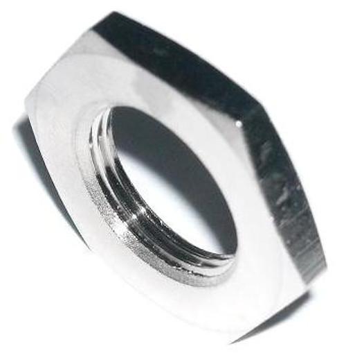 Large Nut for Panel Mounting UHF SO-239 & Type N Bulkhead Connectors