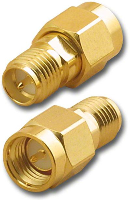 RP-SMA-Female to SMA-Male Coaxial Adapter RFA-8882