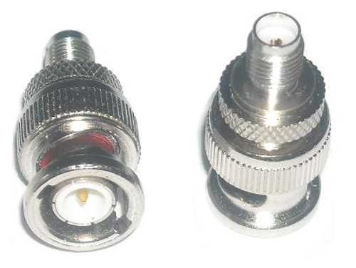 SMA Female to BNC Male Coaxial Adapter Connector