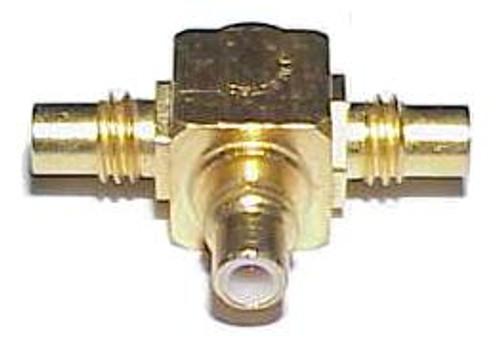 Sealectro - SMC Jack-Jack-Jack Tee Coaxial Adapter Connector Agilent