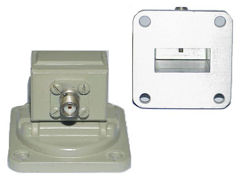 ARRA AR3087-1 | WR90 to SMA-Female Waveguide Adapter X-Band