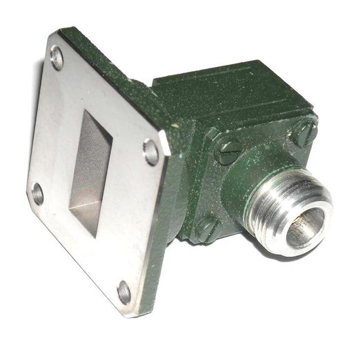 Flann 16094-NF | WR90 to N-Female Waveguide Adapter X-Band