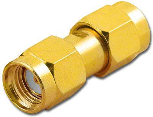 RP-SMA Double Male Barrel Coaxial Adapter RPA-2480
