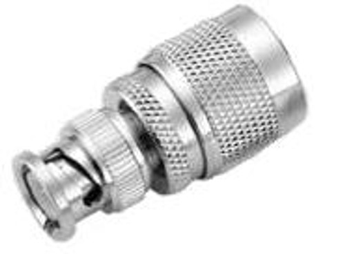 BNC Male to N Male Coaxial Adapter Connector