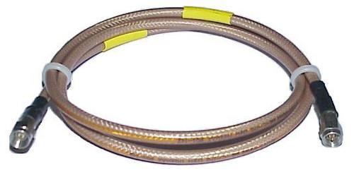 "100"" Long - SMA Male to SMA Male RG-142B Coaxial Cable"